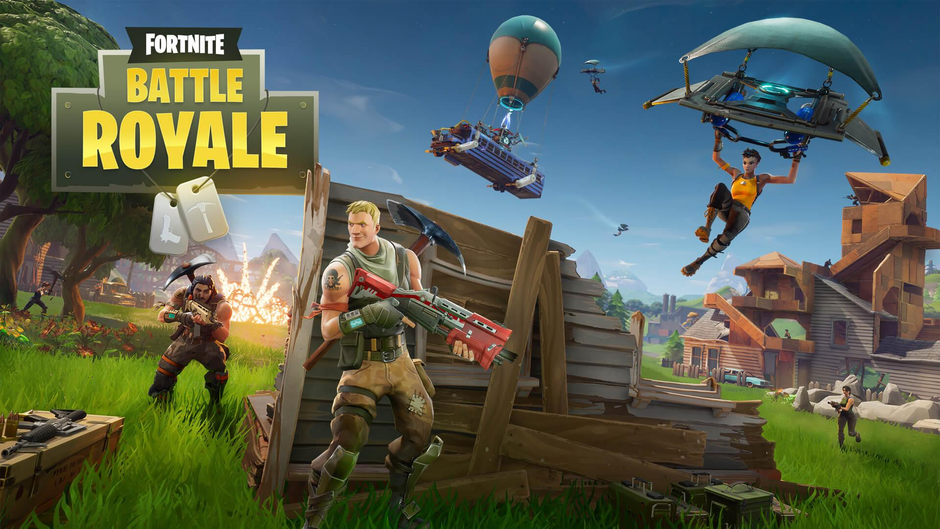 """Fortnite"" is Here to Stay"