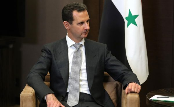 The U.S. must make strides to keep Bashar al-Assad in check.