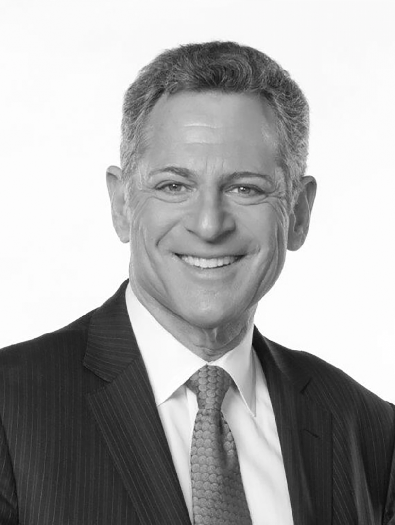 WABC-TV news anchor Bill Ritter sits down with the Observer's staff. (COURTESY OF BILL RITTER)