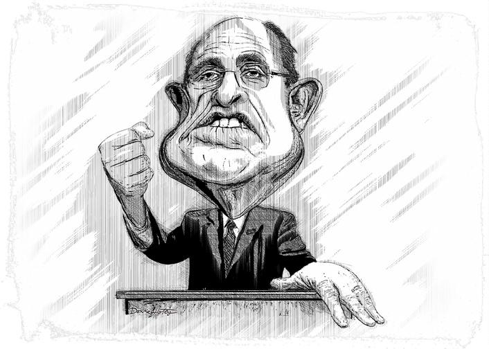 How Rudy Giuliani Deceives the American People