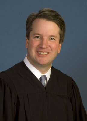 Kavanaugh must explain his past to preserve his future. (U.S. COURT OF APPEALS FOR THE D.C. CIRCUIT VIA WIKIMEDIA COMMONS)