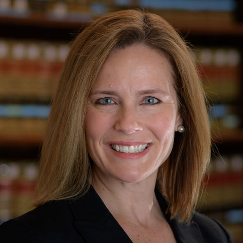 The Honorable Amy Coney-Barrett may very well be the keystone to Trump's conservative legacy.