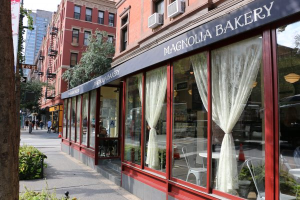 Magnolia+Bakery+is+known+for+their+amazing+banana+pudding+%28ETHAN+COUGHLIN%2FTHE+OBSERVER%29.