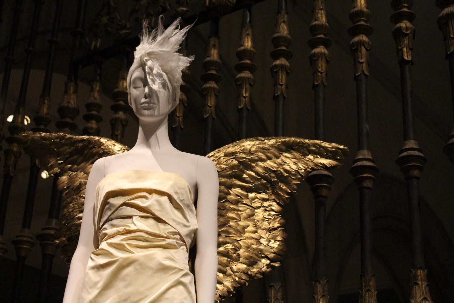 """The Met's """"Heavenly Body"""" exhibit melds faith and fashion in a unique look into Catholicism and clothing."""