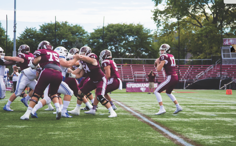 Holy Fury: Fordham Football Troubles Continue in 17-14 Loss