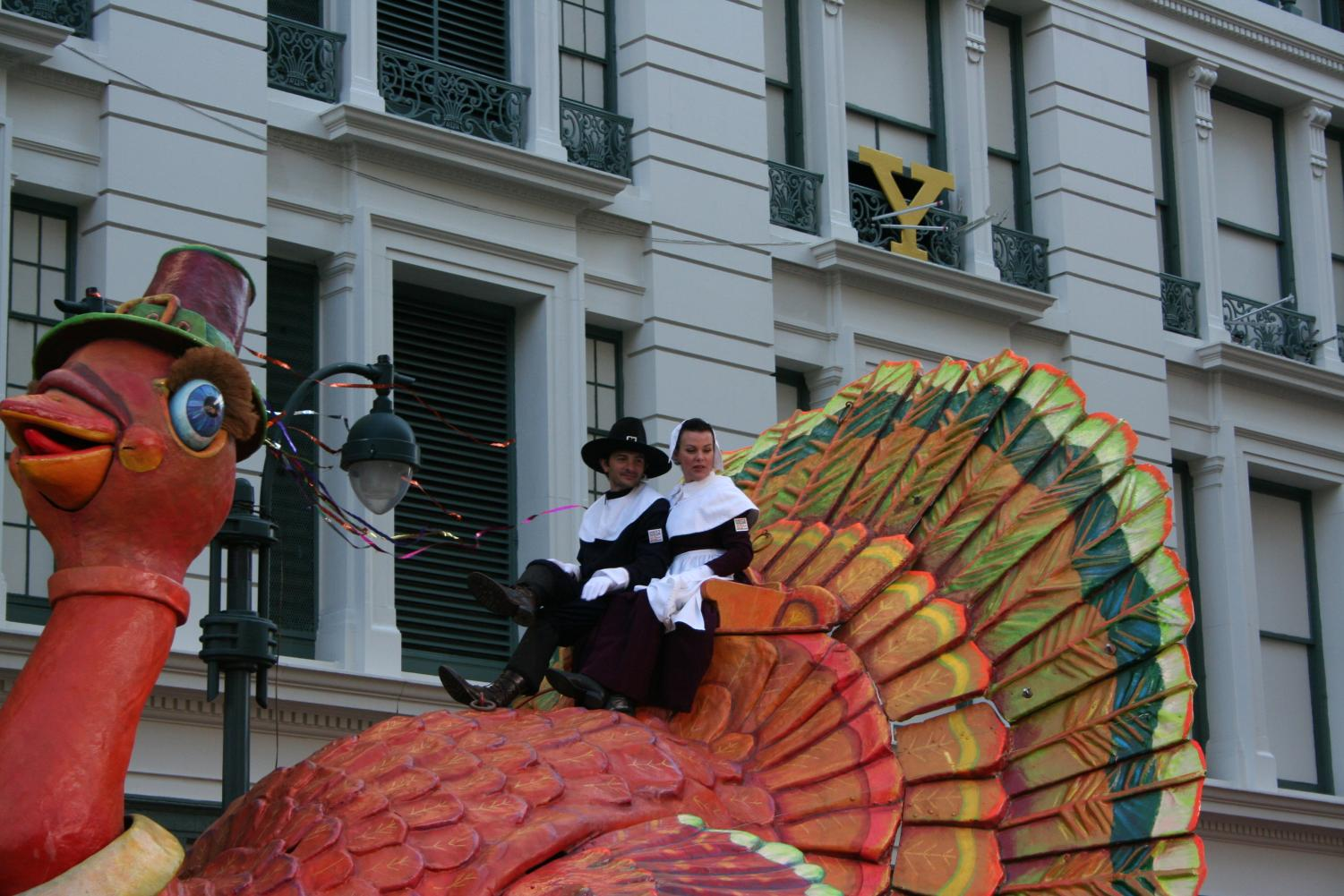 Besides sitting on giant turkeys, here are a host of ways to spend your Ramsgiving. (COURTESY OF SOPHIA OLIVERI-MEYER)