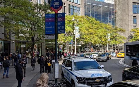 NYPD Evacuates Time Warner Center After Finding Explosive Device