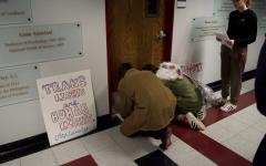Gray Breaks University Silence on TGNCI Rights
