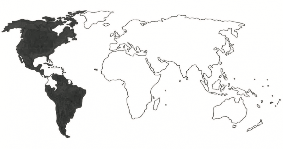 The+countries+that+grant+birthright+citizenship.