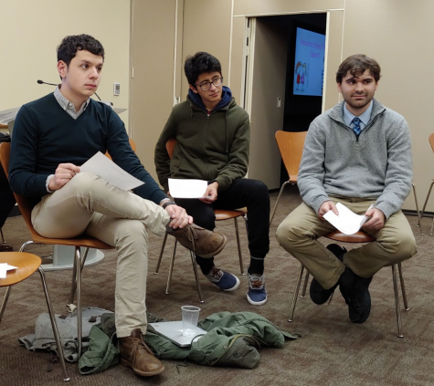 USG Enters Spring Semester with High Hopes