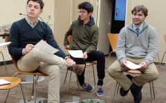 USG Town Hall Addresses Student Frustration
