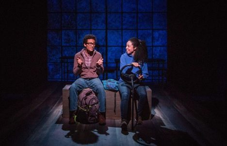 "Review: At ""Awake,"" A Carousel of American Contention"