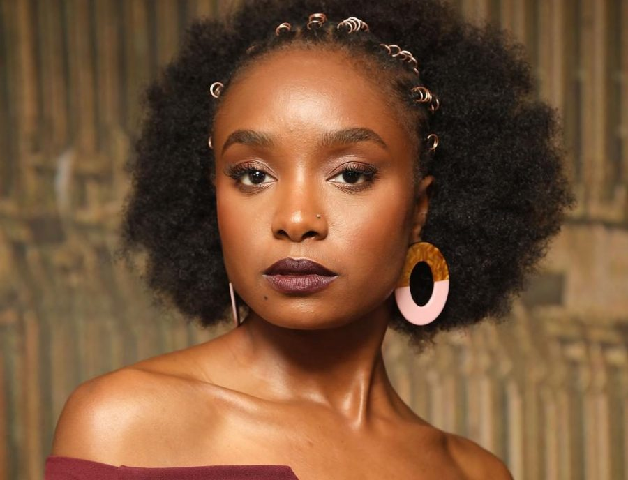 Kiki Layne plays Tish in the adaptation of James Baldwin's