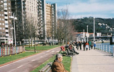 Snapshots of Bilbao, Spain