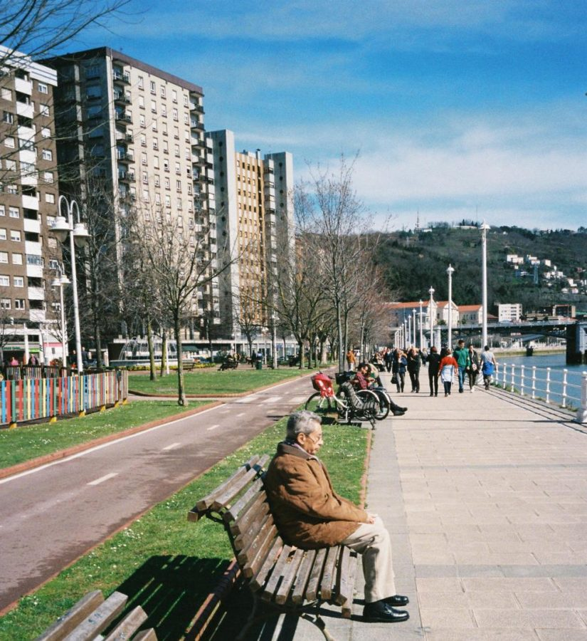 Bilbao, Spain is located in the northern tip of the country and is known to be a place where Spanish seniors spend their retirement.