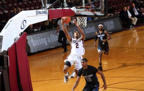 Fordham Men's Basketball Skids to 0-5 Record