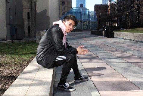 Fordham Off-Stage Spotlight: The Only Freshman Playwriting Major