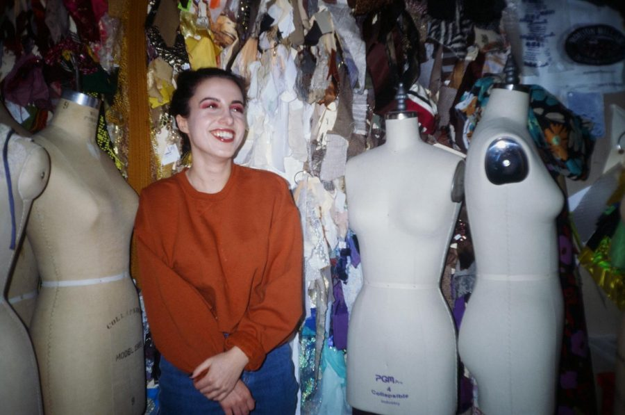 Former+poli-sci+major+Alyssa+Rosenberg%2C+FCLC+%E2%80%9921%2C+discovered+her+true+passion+in+the+costume+shop.+