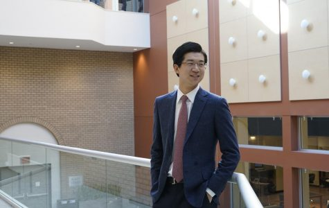 Faces Behind Gabelli: Tony Yancheng Li
