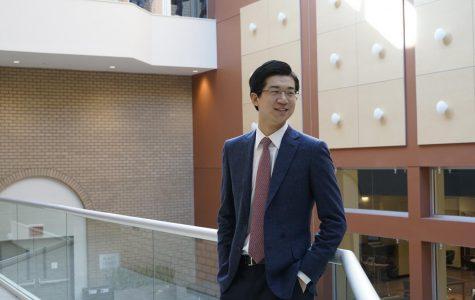 Tony Yancheng Li is an international finance major, has had numerous internships and loves choir.