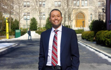 Fordham Appoints New Director of Government Relations, Federal and Urban Affairs