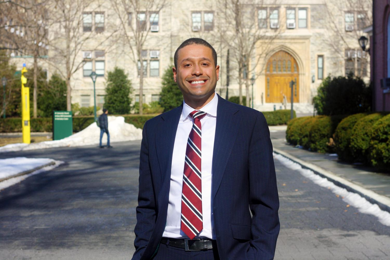Bill Colona, New Director of Government Relations, Federal and Urban Affairs