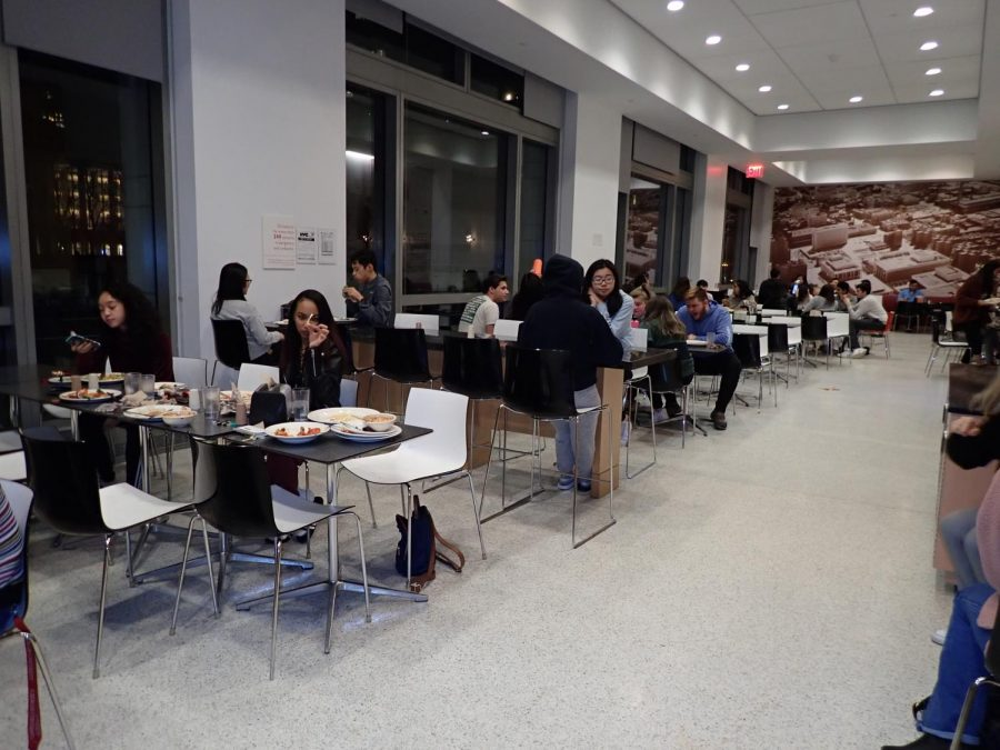 The disparities between Rose Hill and Lincoln Center meal plans that allow Rose Hill students to get more for their money.