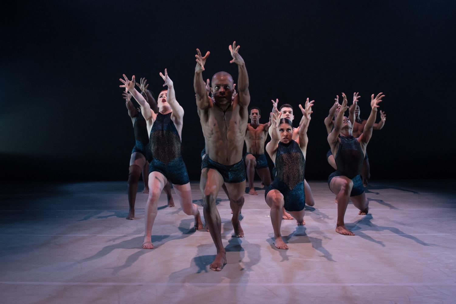 Ailey II is the perfect bridge between The Ailey School and the world of professional dance.