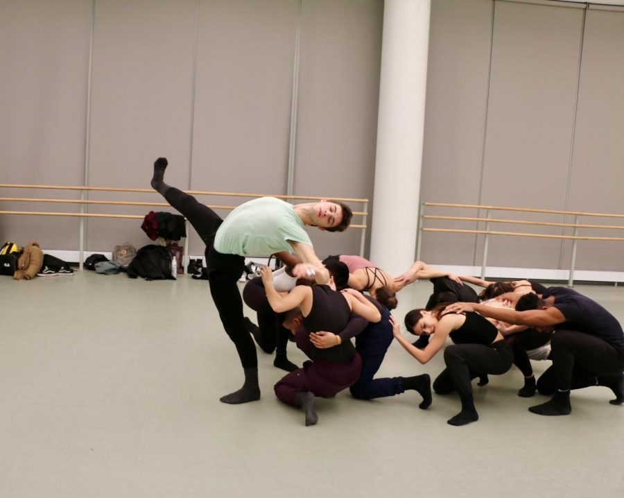 The Ailey/Fordham B.F.A. Independent Study in Choreography performance (ISC) offers seniors students in the Ailey/Fordham BFA dance program the rare opportunity to test their creative capacity in the form of original choreography.