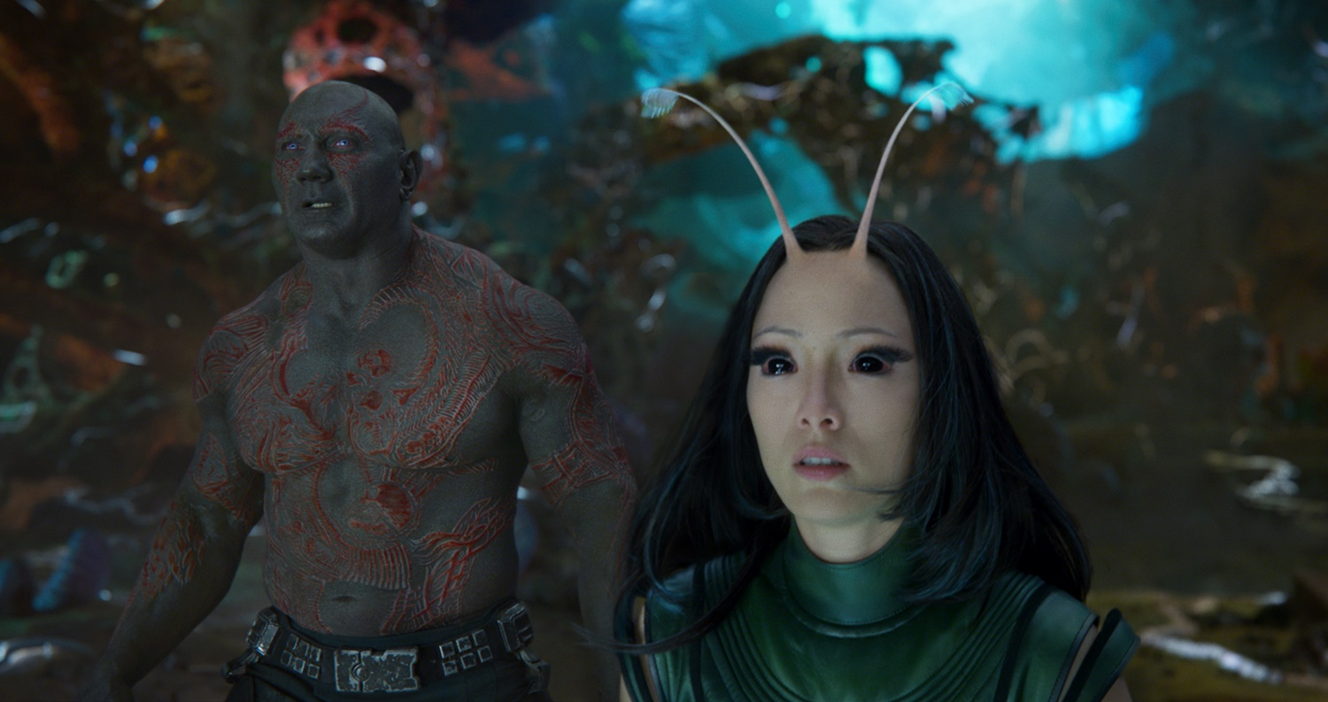 Mantis (Pom Klementieff) from
