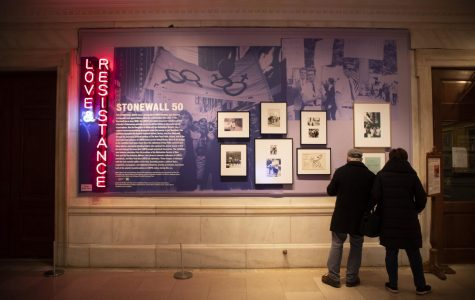 The NYPL's new exhibit focuses on
