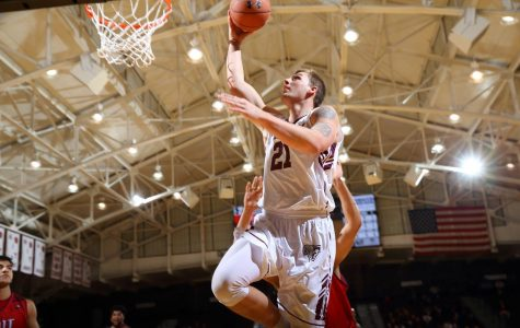 Fordham Basketball Player Suffers Minor Stroke, Out for Rest of Season
