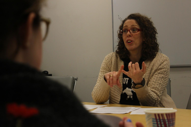 Dr. Rebecca Stark-Gendrano will begin her new position in April.