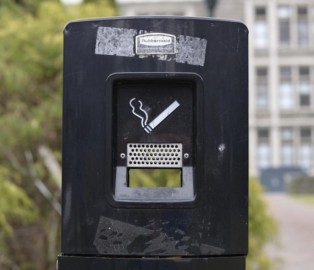 A 2017 poll showed roughly 80 percent of students supported a smoke-free campus.