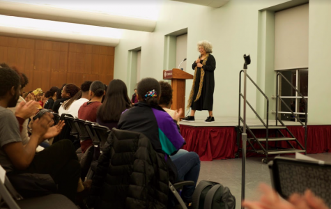 Angela Davis Connects International Struggles