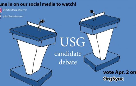 USG Candidates Debate Ahead of Contested Election