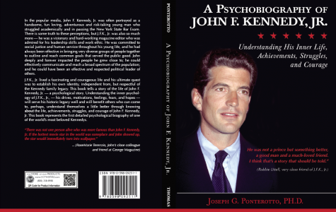 Professor Ponterotto's psychobiography re-examines JFK, Jr.'s life and legacy.