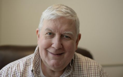 Rev. Robert Grimes, S.J., served as dean for 20 years, making him Fordham's longest serving dean.