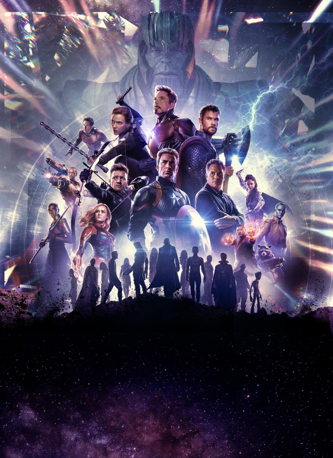 All the heroes from the last 22 films come together in