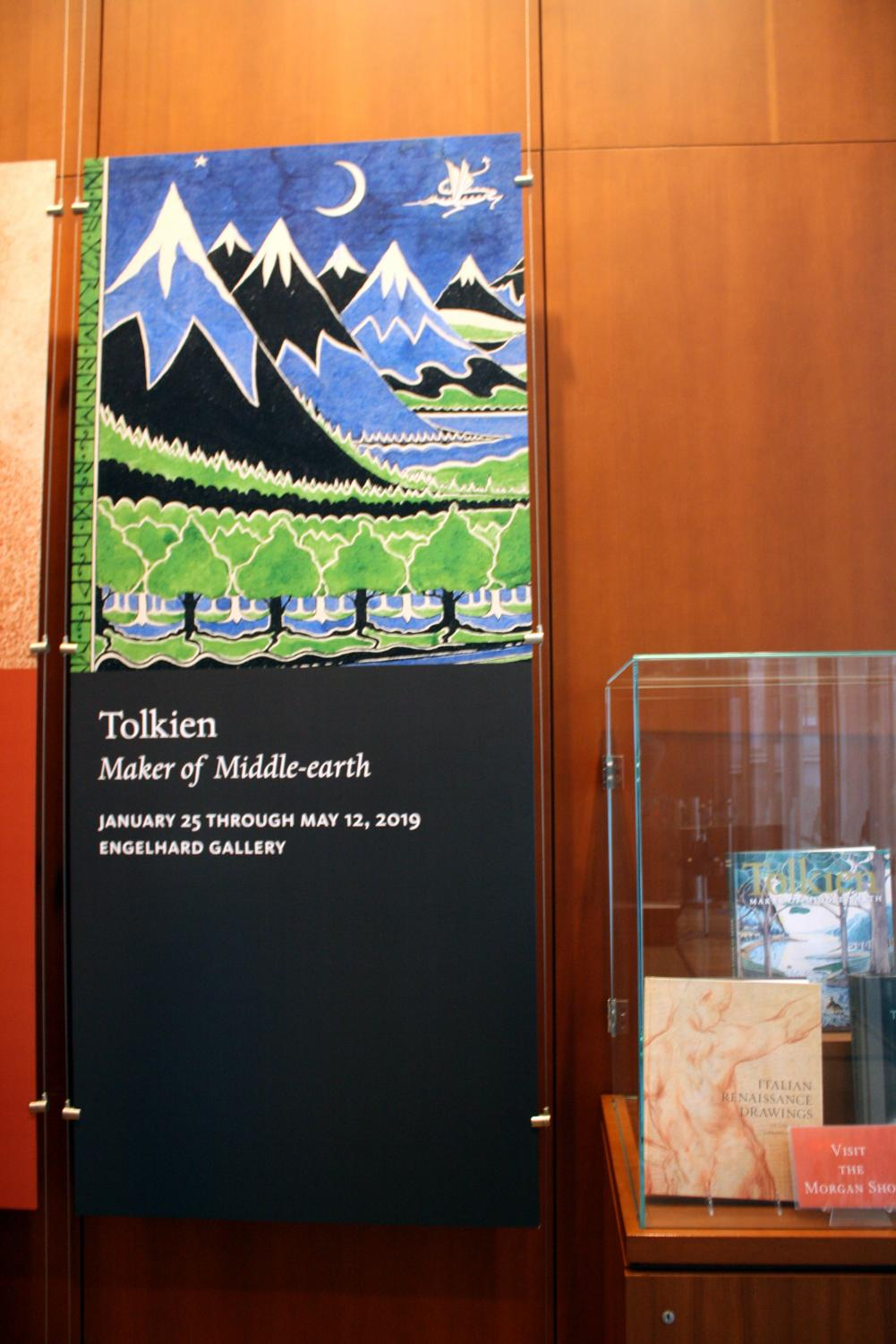 The Morgan's newest exhibit takes viewers into the whimsical world of J.R.R. Tolkien.