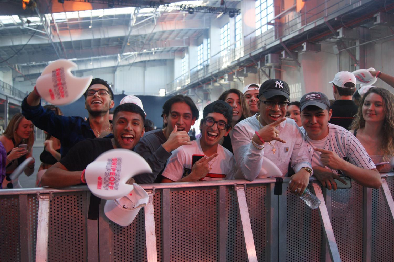 Juice+WRLD+Rocks+Fordham+Swipe-Off+Concert