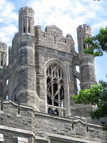 Rose Hill Student Dies After Fall from Keating Hall Tower