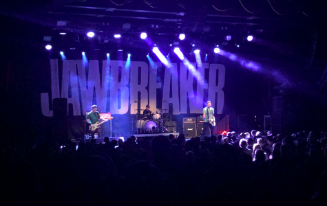 What is punk? Jawbreaker's concert at Brooklyn Steel proved to the New York crowd that punk is doing whatever the hell you love no matter what stands in your way … even a two-decade hiatus.