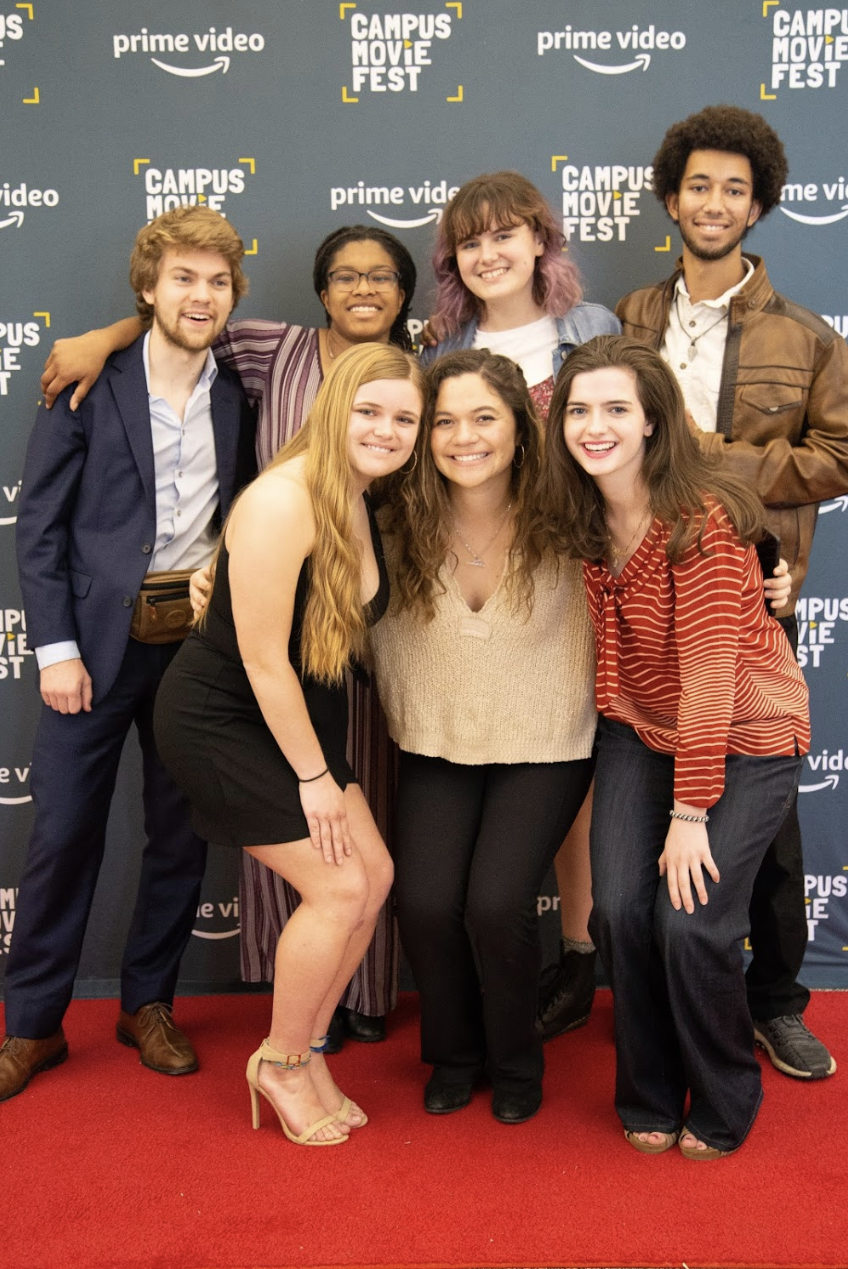 Lincoln Center filmmakers experience the full red carpet experience.