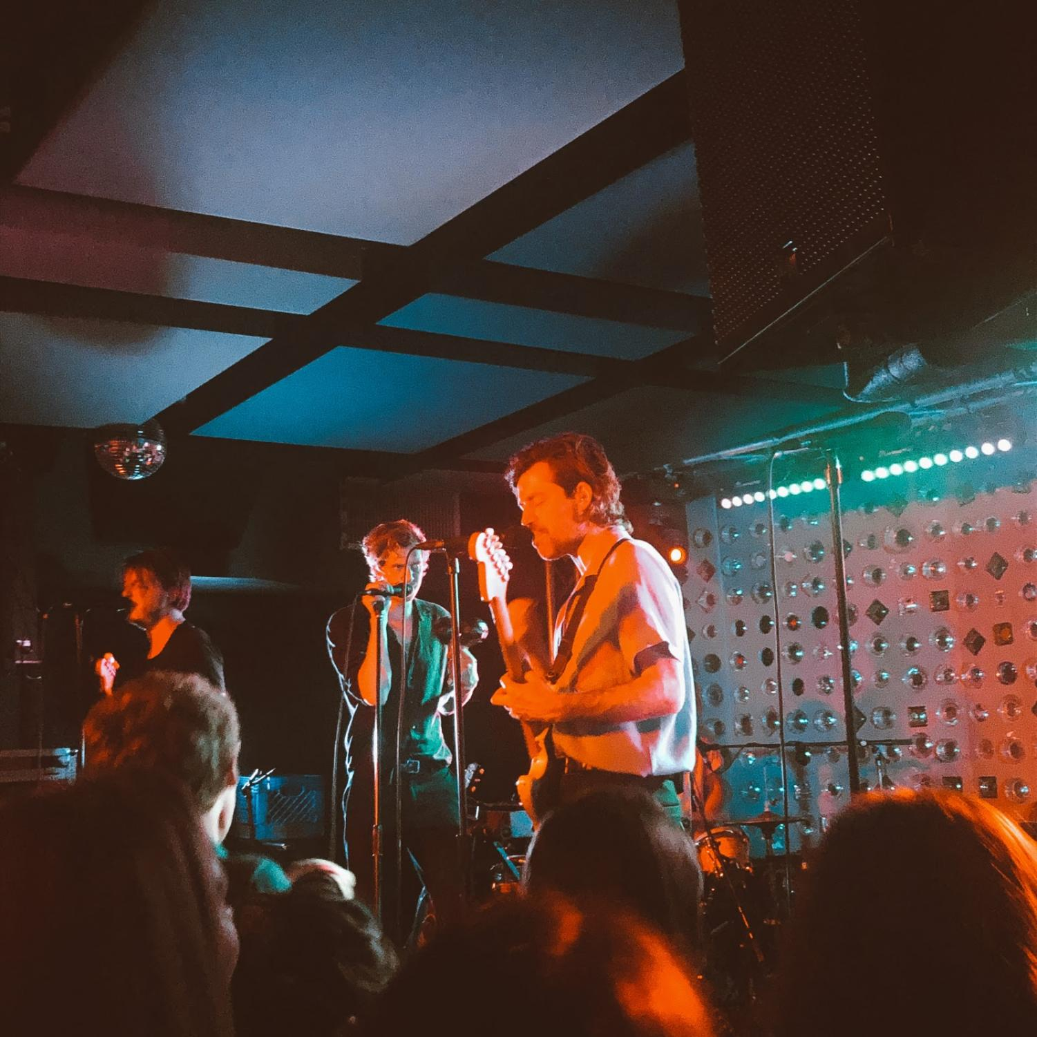 Balthazar recently appeared at Baby's All Right in Brooklyn fresh off the release of their new record,