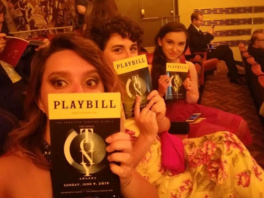 Fordham students who attended this year's Tony Awards shared the space with many famous nominees, among them Fordham alumni and faculty.