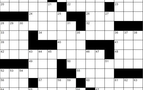 June Crossword – Celestial Bodies