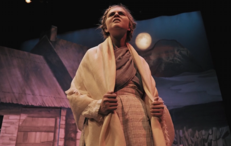 Rising Senior Makes Off-Broadway Debut