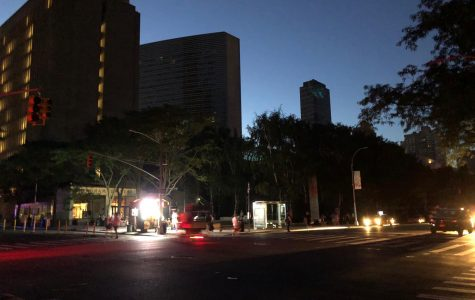 NYC Power Outage Hits Fordham Lincoln Center