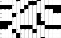 Le Crossword de France